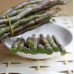 Fresh strips of Dendrobium candidum from Huoshan