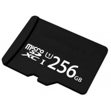 Zunwangda 256g Memory Card High Speed SD Card 256gb Mobile Phone Memory Card, mp3, SLR Camera, Audio Card, Travel Recorder TF Card