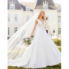 Sexy Lace Beach Wedding Dress of European and American Popular Princess