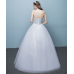 Princess Crystal Fairy pengpeng skirt wedding dress